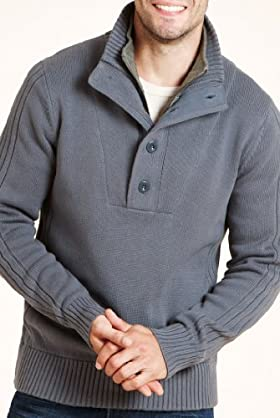 Blue Harbour Pure Cotton Double Zip Through Jumper [T30-3101B-S]