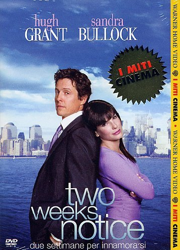 Two weeks notice - Due settimane per innamorarsi (miti) [IT Import]