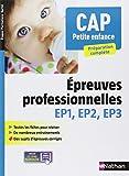 echange, troc Louisa Rebih-Jouhet - CAP Petite enfance