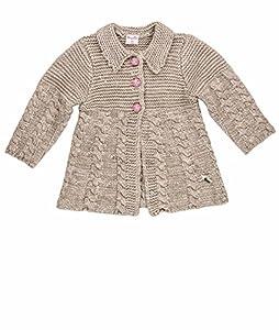 Pampolina 6493067 - Ropa de abrigo de manga larga para bebés niña