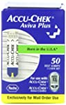 Accu-Chek Aviva Plus NFR Test Strips,...