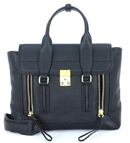 borsa-a-mano-31-phillip-lim-pashli-medium-satchel-in-pelle-nera