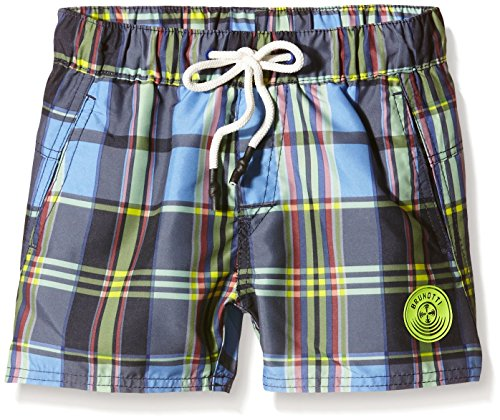 Brunotti Costume da bagno ragazzo calber Jr Pantaloncini, Ragazzo, Badehose Calber JR Shorts, Indaco, 164