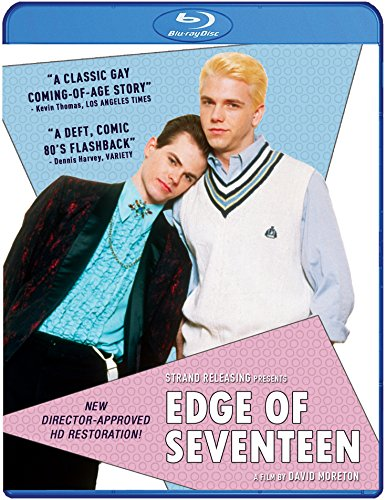 Edge of Seventeen - Remastered [Blu-ray]