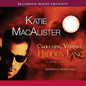 Crouching Vampire, Hidden Fang Audiobook