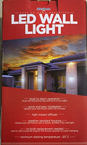 Led wall lights of america led wall light photos of lights of america led wall light aloadofball Choice Image