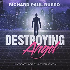 Destroying Angel: The Carlucci Series, Book 1 | [Richard Paul Russo]