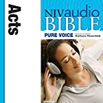NIV New Testament Audio Bible, Female Voice Only: Acts |  Zondervan
