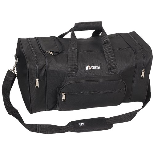 df1f752af0 If you are look for an Everest Luggage Classic Gear Bag Small Black Black  One Size - . Take a look here you will find the prices and many offers.