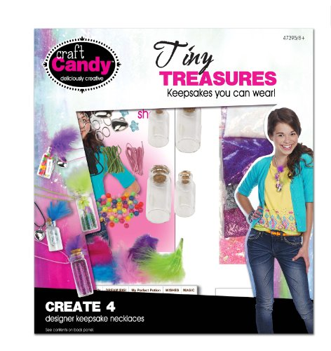 Craft Candy Tiny Treasures, Keepsakes You Can Wear!