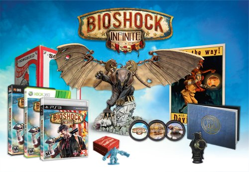 Games Bioshock Infinite Ultimate Songbird Edition  PC