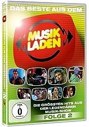 Various Artists - Das beste aus dem Musikladen, Folge 2