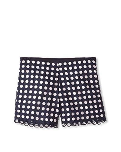 Catherine Malandrino Women's Smith Eyelet Shorts