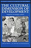 img - for The Cultural Dimension of Development by L. Jan Slikkerveer (1995-12-01) book / textbook / text book