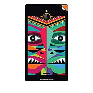 Skin4Gadgets Tribal Face Phone Skin STICKER for NOKIA X2 ANDROID