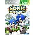 Sonic Generations - Classics (Xbox 360)