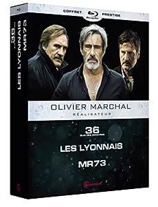 Olivier Marchal, réalisateur : 36 Quai des Orfèvres + Les Lyonnais + MR 73 [Édition Prestige] [Édition Prestige]