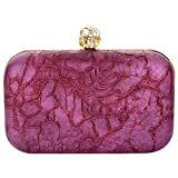 Cathriem Women's Clutch (Purple)
