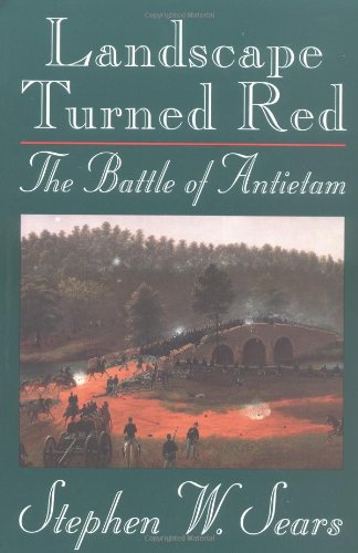 Landscape Turned Red: Battle of Antietam