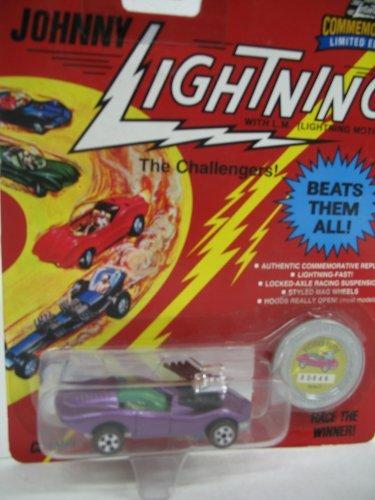 Johnny Lightning Vicious Vette Commemorative Ltd. Ed.