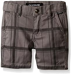 Quiksilver Baby Union Surplus Shorts, Castle Rock, 18 Months