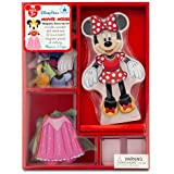 Disney Park Minnie Mouse Magnetic Dress Up Set NEW