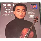 "Mozart: Violin Concerto No. 2 in D major, K. 211 / Violin Concerto in D major (dubious, ""Concerto No. 7""), K(2) 271a (K. 271i) / Rondo for violin & orchestra in C major, K. 373"