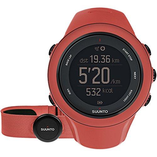 Suunto Ambit3 Sport Coral (HR) Heart Rate GPS Watch