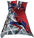 Spiderman Chill Single Duvet Set Panel Print