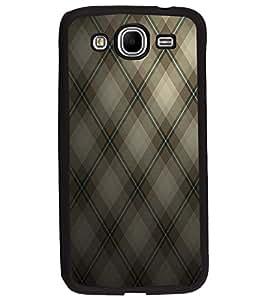 PrintDhaba Black Pattern D-1008 Back Case Cover for SAMSUNG GALAXY MEGA 5.8 (Multi-Coloured)