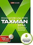 Digital Software - TAXMAN 2016 (f�r Steuerjahr 2015)