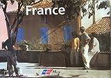 Poster: France - Maison de France: Jeu de Boules (Pétanque) dans le Sud de la France