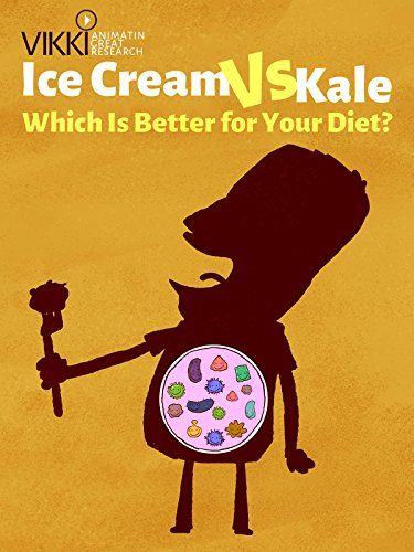 Ice Cream vs. Kale