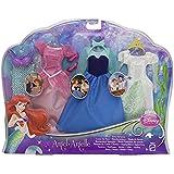 Mattel Disney Princess Y0937 - Arielle Geschenkset mit 4 Moden