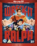 Wreck-It Ralph [Blu-ray 3D + Blu-ray] [Region Free]