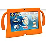 "Engel TB0702 KIDS - Tablet de 7"" (WiFi, 4 GB, 512 MB RAM, Android), naranja"