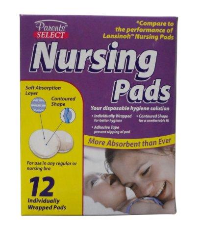 Disposable Nursing Pads 1 Pack front-74090