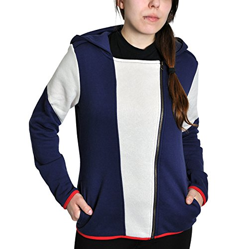 Assassin's Creed Unity Ladies Hooded Sweater Logo Size S Bioworld