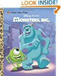 Monsters, Inc. Little Golden Book (Di...