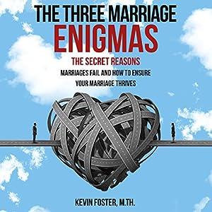 The Three Marriage Enigmas Audiobook