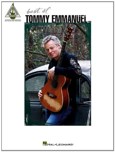 Image for Best of Tommy Emmanuel (Guitar Recorded Versions)