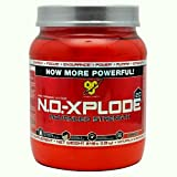 BSN No-Xplode 2.0 1.1kg Orange