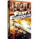Fast and Furious - L'intégrale 5 films [Pack Collector boîtier SteelBook]
