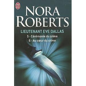 Tome 6 : Au coeur du crime de Nora Roberts 51WrB28basL._SL500_AA300_