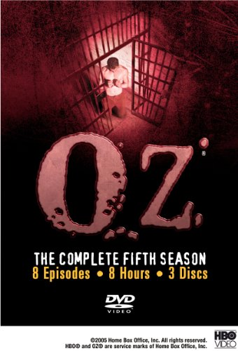 Oz: Complete Fifth Season [DVD] [Import]