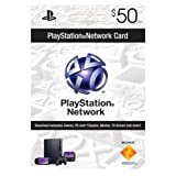 Sony Playstation Network Card - $50 [Online Game Code] ~ SCEA