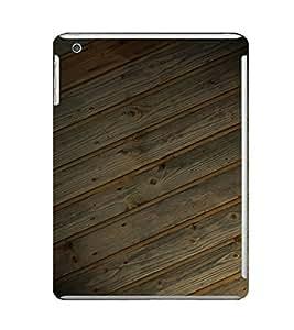 EPICCASE Woody case Mobile Back Case Cover For Apple Ipad Mini (Designer Case)