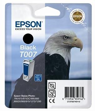 Epson T 007 Cartouche d'encre d'origine 1 x noir