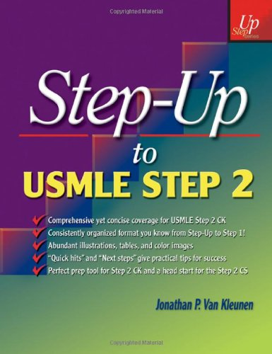 Step-Up To Usmle Step 2 (Step-Up Series)