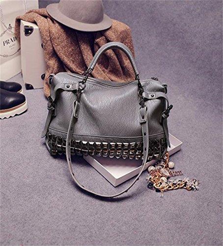 new-womens-classy-look-cool-simple-style-casual-crossbody-messenger-shouder-handbag-tote-weekender-f